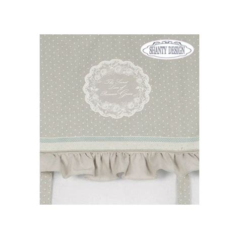 tende con mantovana country tenda con mantovana shabby chic maris 3 tende