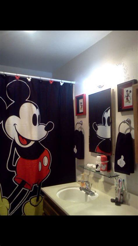 mickey mouse bathroom mirror best 25 mickey mouse bathroom ideas on pinterest mickey