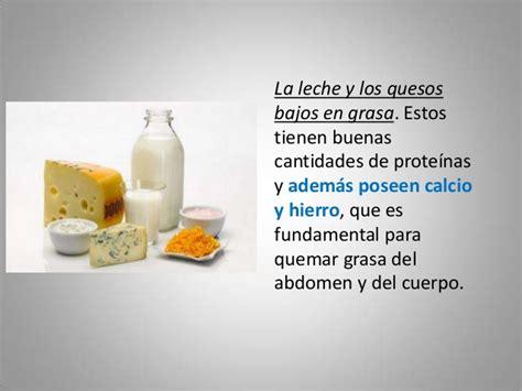 alimentos queman grasa abdominal alimentos que queman grasa abdominal rapidamente