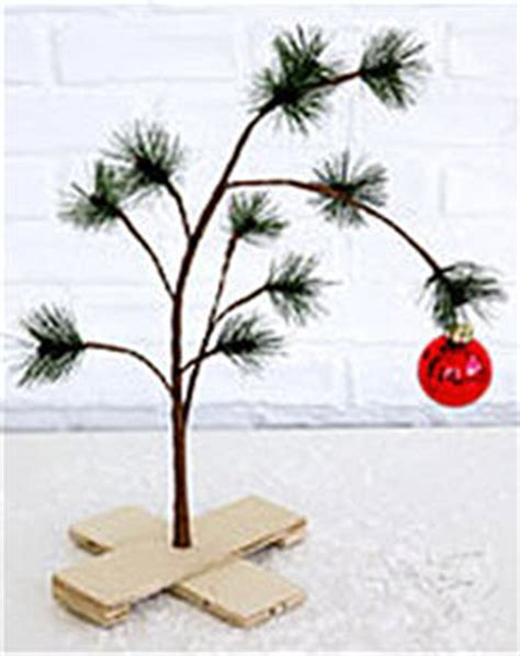 real charlie brown christmas tree strange and interesting facts we interrupt
