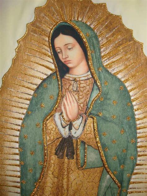 imagen dela virgen de guadalupe original imagen original de la virgen de guadalupe mexico df