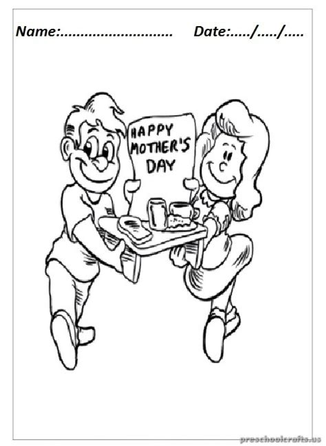 mothers day coloring pages for preschool mother s day coloring pages for kindergarten preschool