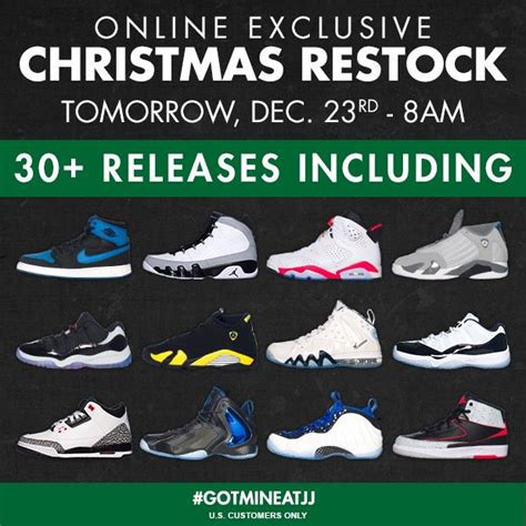 Jimmy Jazz Gift Card - huge jordan nike christmas restock going down at jimmy jazz tomorrow sole collector