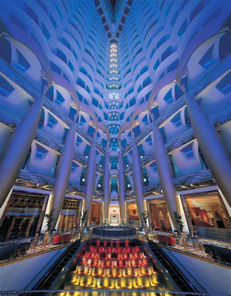 Burj Al Khalifa Interior by Burj Al Arab Luxury Hotel In Dubai Uae E Architect