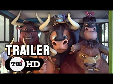 watch the trailer for blue sky studios ferdinand ferdinand trailer 2 2017 john cena blue sky animated