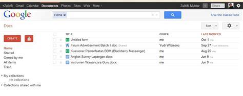 membuat kuesioner google membuat kuesioner sederhana menggunakan fasilitas google