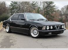 Modified 1984 BMW 745i 5-Speed for sale on BaT Auctions ... 745