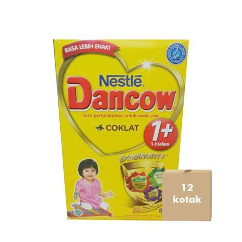 Dancow Coklat Jual Dancow 1 Coklat 800 G Karton 12 Kotak Prosehat