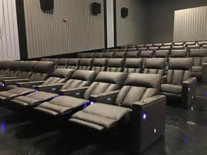 new power reclining seats at eastpoint movie theater take moviegoing experience to next level