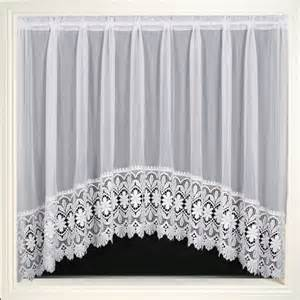 60 In Wide Curtains Zoe Jardiniere Priced Per Curtain Net Curtain 2 Curtains