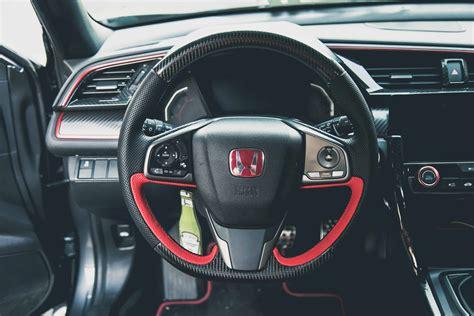 honda civic civic type  fully custom steering