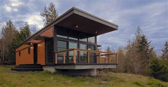 Modular Modern Cabins prefab mobile home additions modern modular home