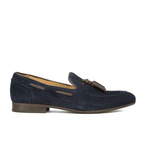 mens navy tassel loafers hudson s suede tassle loafers navy