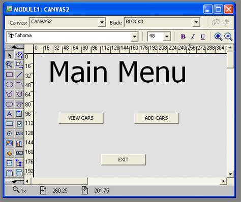 update layout oracle forms oracle10g simple oracle forms menu stack overflow