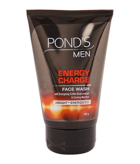 Ponds Energy Charge Wash 100g Ponds Energy Charge Bright Wash 100g Buy Ponds