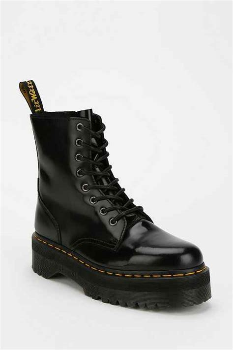 Outfitters Platform Shoe Boots by Dr Martens Jadon 8 Eye Platform Boot Outfitters