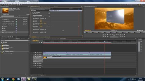 tutorial adobe premiere pro cs5 pdf adobe premiere pro cs5 tutorial 3d effekte youtube