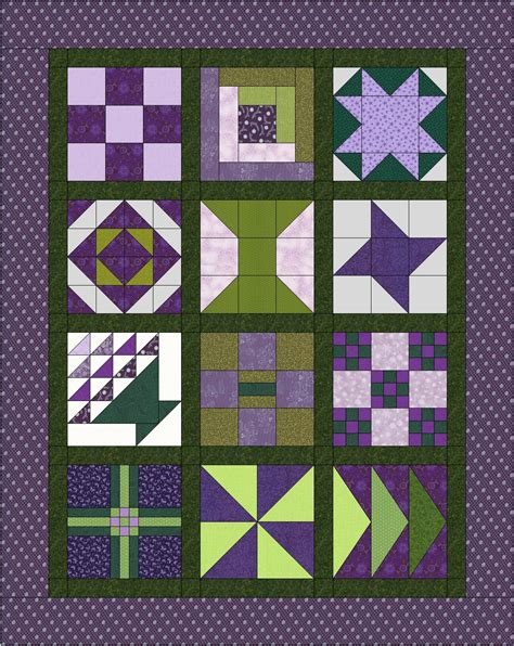 Quilting Blocks For Beginners bee quilted beginner s quilt block of the month club