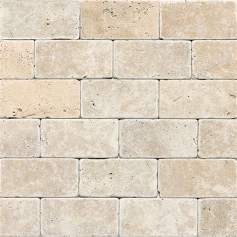 daltile travertine natural stone tumbled 3 x 6 tile stone colors