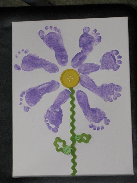 footprint crafts handprint footprint fingerprint craft crafts and