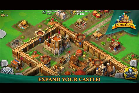 age of empires android microsoft s age of empires castle siege comes to android arynews