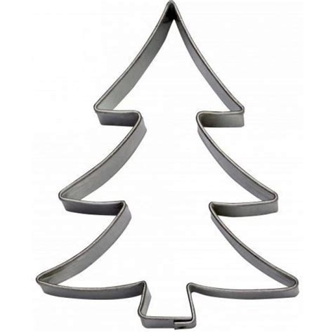 christmas tree cookie cutter buy online at www halusky co uk