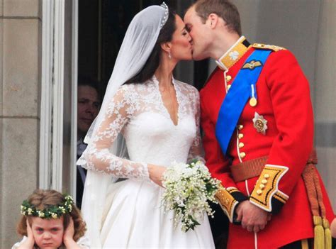 The Royal Wedding from Kate Middleton & Prince William's
