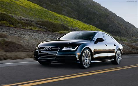 audi a7 2012 widescreen car wallpaper 21 of 56