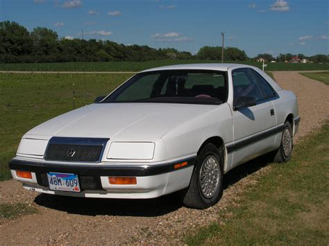 chrysler lebaron 1987 chrysler le baron related infomation specifications