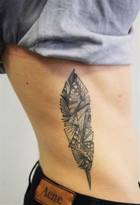 65 best feather tattoo designs for both male and female