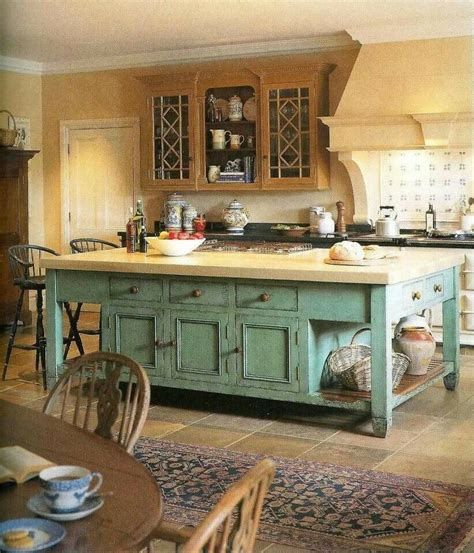 distressed island kitchen distressed kitchen island kitchen ideas pinterest