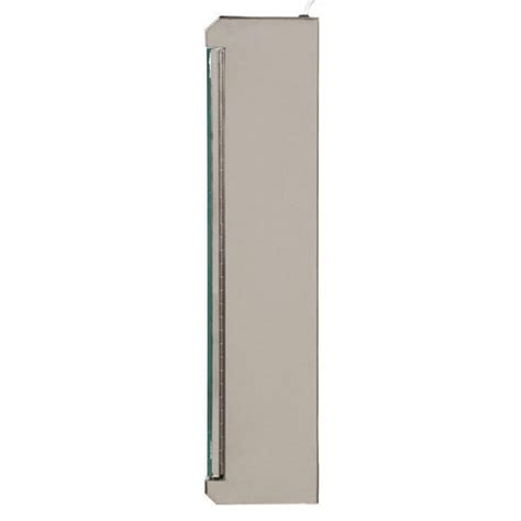 illumine dual stainless steel medicine cabinet with illumine dual stainless steel medicine cabinet with