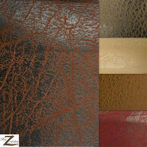 fake leather upholstery vinyl faux fake leather pleather 2 tone distressed granum