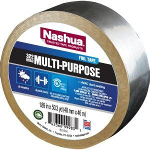 nashua tape     yd  multi purpose hvac foil