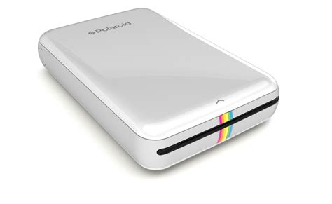 instant mobile printer polaroid zip instant mobile printer the coolector