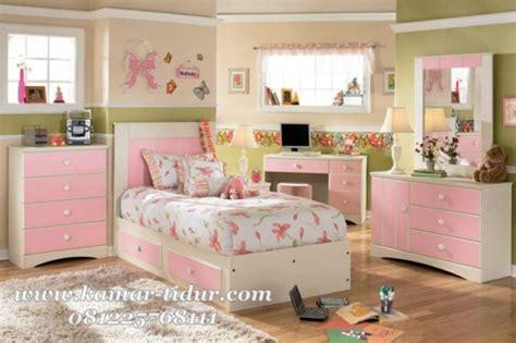Set Anak Cewek set furniture kamar tidur anak cewek modern jual tempat tidur anak tingkat