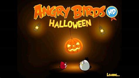 Halloween Theme Music Youtube | angry birds halloween theme song hd youtube