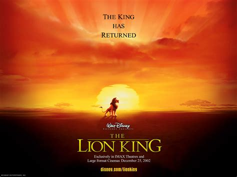 video film lion king the lion king special edition wallpaper