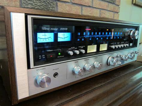 vintage sansui db stereo receiver  sale canuck
