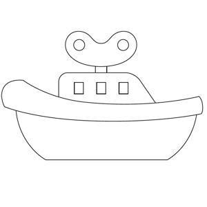 silueta de barcos para colorear un barco 12 dibujos de cosas del mar para colorear