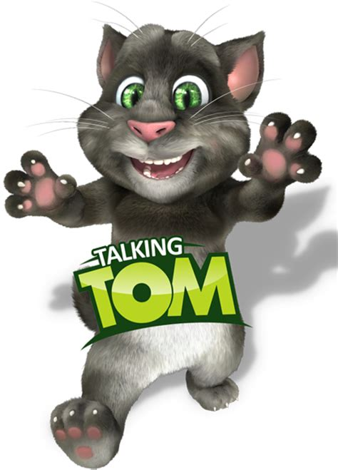 talking tom play with this feline talking tom techrival