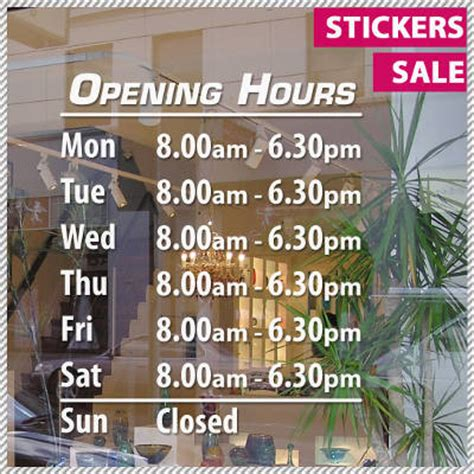 10 Images Of Opening Hours Letter Template Axclick Com Opening Hours Letter Template
