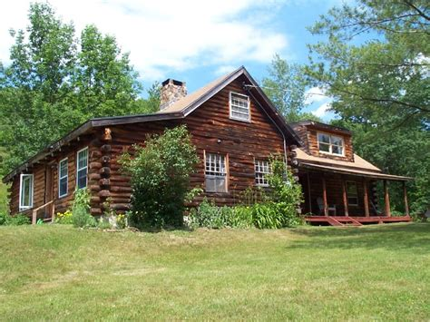 New Hshire Log Cabins by Log Cabin In The White Mountains Of New Vrbo