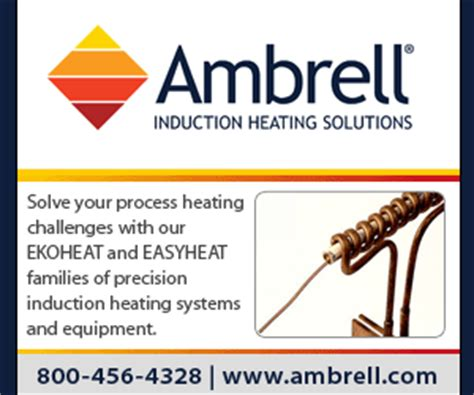 induction heating advantage ambrell induction heating solutions scottsville new york ny 14546