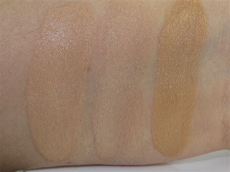 light neutral tarte foundation tarte empowered hybrid gel foundation review swatches