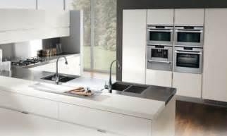 Modern Italian Kitchen Originality Italian Kitchen White Interior Design