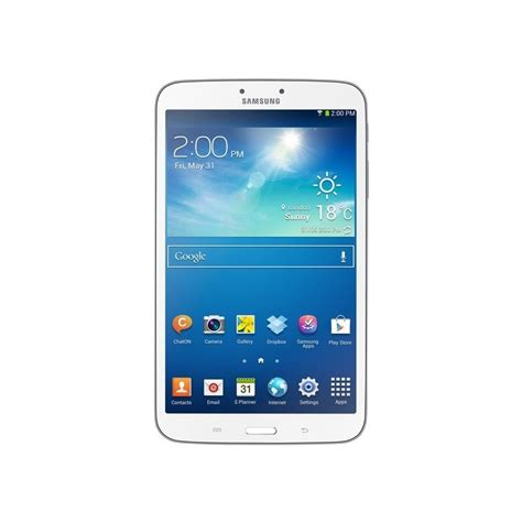 Samsung Tab 3 8 Inch White samsung galaxy tab 3 8 inch 16gb wifi with 4g tablet white wrappings