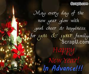 advance happy new year pictures images pictures advance