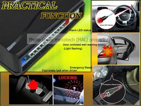 Car Alarm Remot Kunci avantguard car security system flip key remote