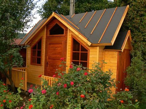 Building A Small House In The Backyard by Beautiful Backyard Cabin Tiny House Pins